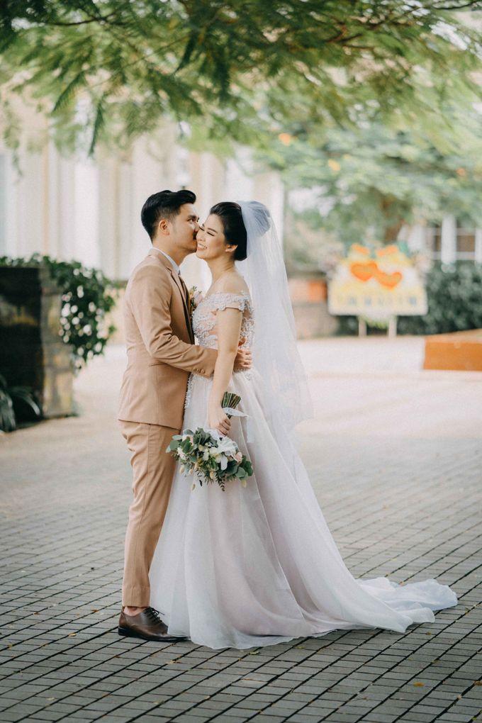 Bali Wedding Randy & Cherrie by StayBright - 018