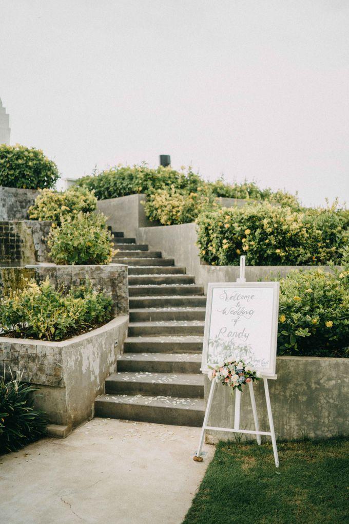 Bali Wedding Randy & Cherrie by StayBright - 020