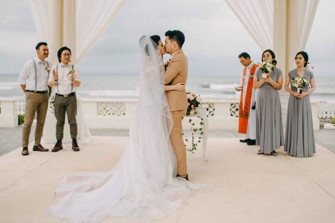 Bali Wedding Randy & Cherrie by StayBright - 027