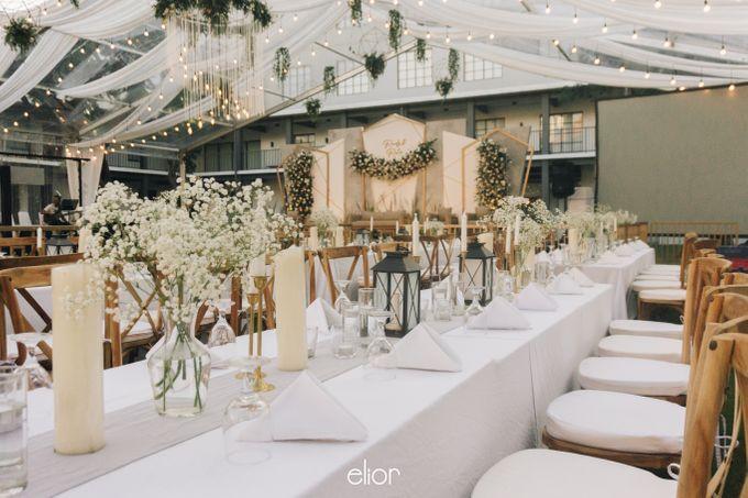 The Wedding of Randy & Rulin by Elior Design - 021