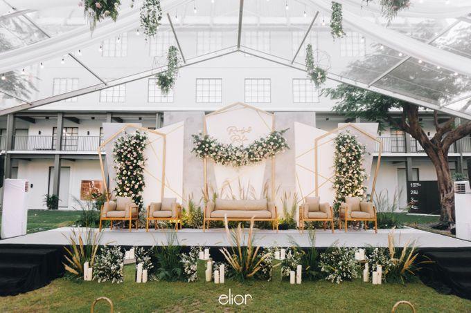 The Wedding of Randy & Rulin by Elior Design - 022