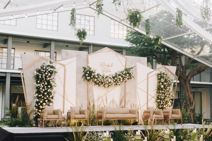 The Wedding of Randy & Rulin by Elior Design - 024