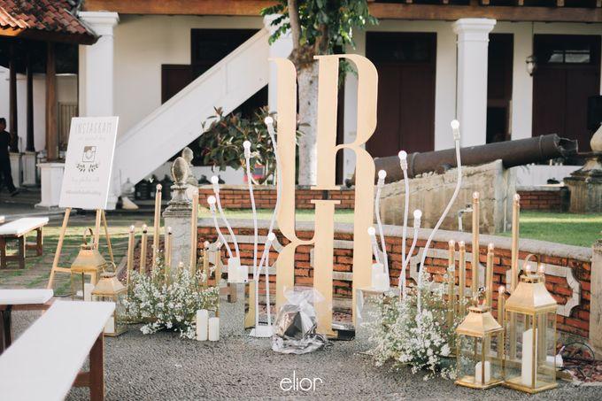 The Wedding of Randy & Rulin by Elior Design - 017