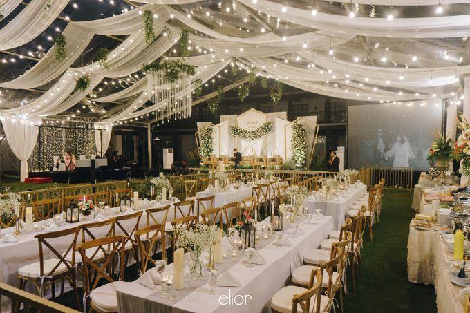 The Wedding of Randy & Rulin by Elior Design - 025