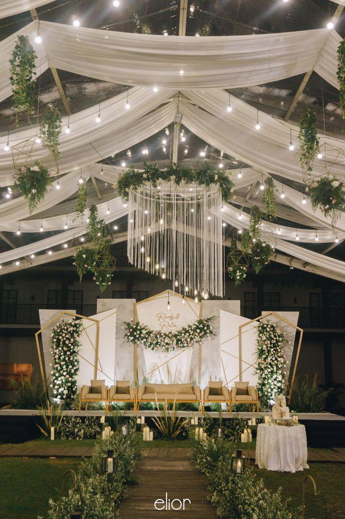 The Wedding of Randy & Rulin by Elior Design - 026