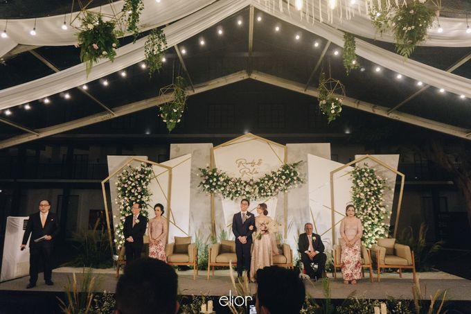 The Wedding of Randy & Rulin by Elior Design - 028