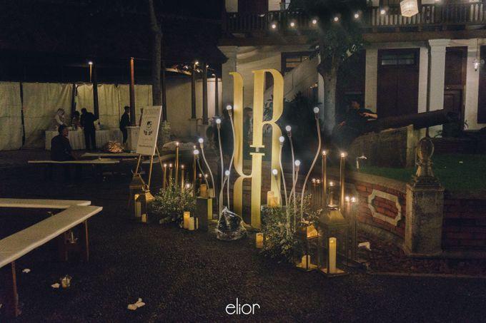 The Wedding of Randy & Rulin by Elior Design - 030