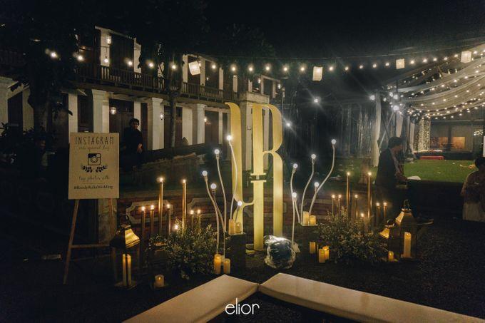 The Wedding of Randy & Rulin by Elior Design - 031