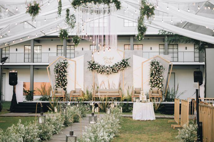 The Wedding of Randy & Rulin by Elior Design - 018