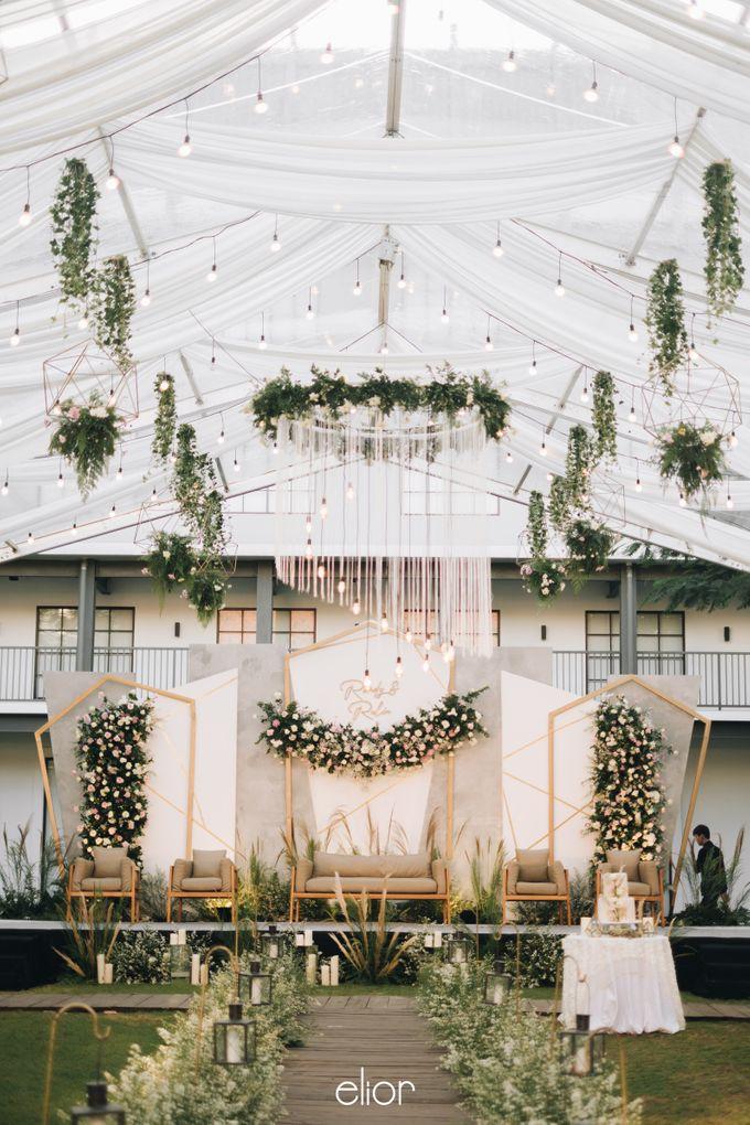 The Wedding of Randy & Rulin by Elior Design - 020