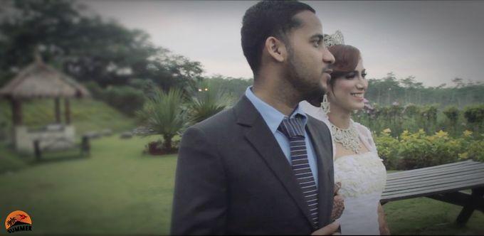 Raniea & Baharudin WeddingClip by Summer Creative Media - 003