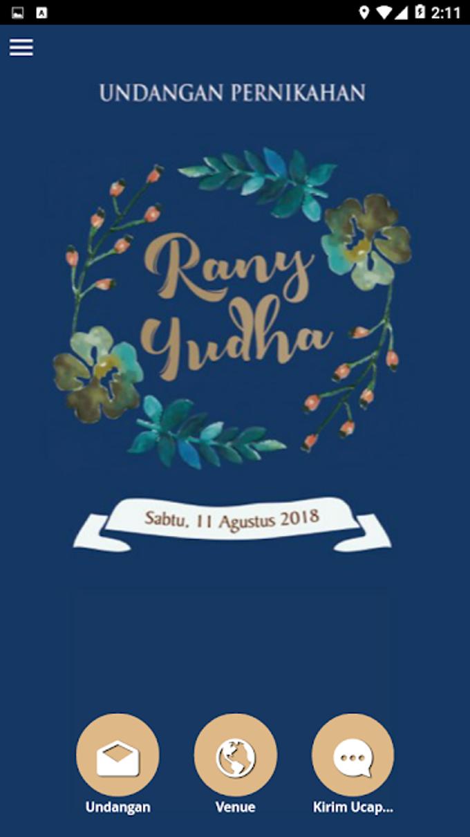 Rany & Yudha Wedding by Wedding Apps - 001