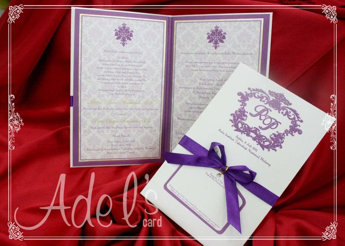 Hard Cover by Adel's House of card - 024