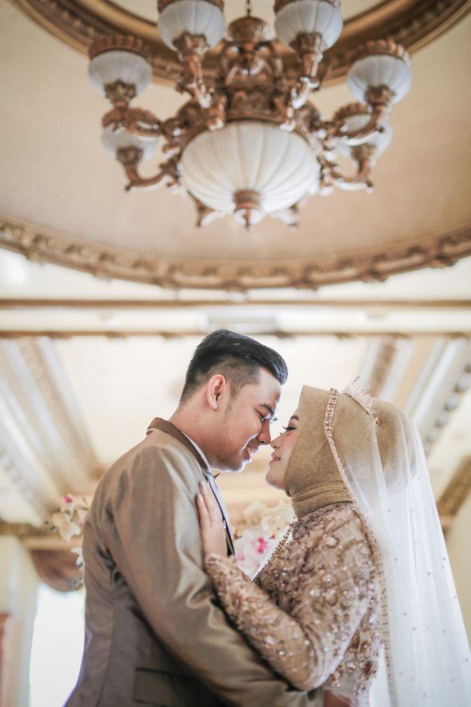 Wedding of Olivia & Bachtiar by Rashdan Planner - 005