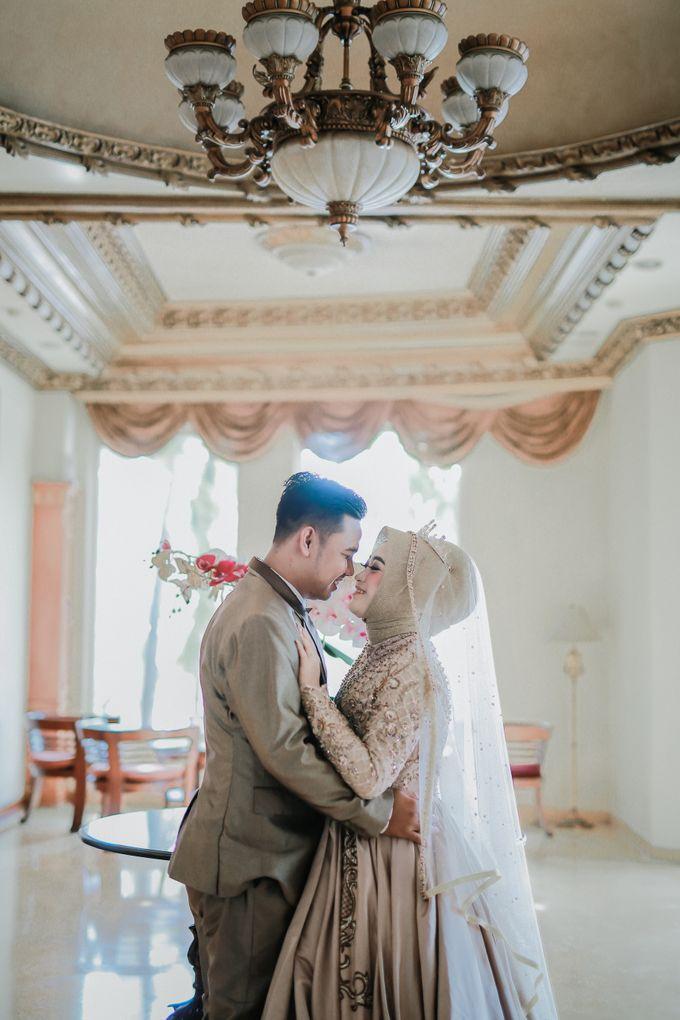 Wedding of Olivia & Bachtiar by Rashdan Planner - 006