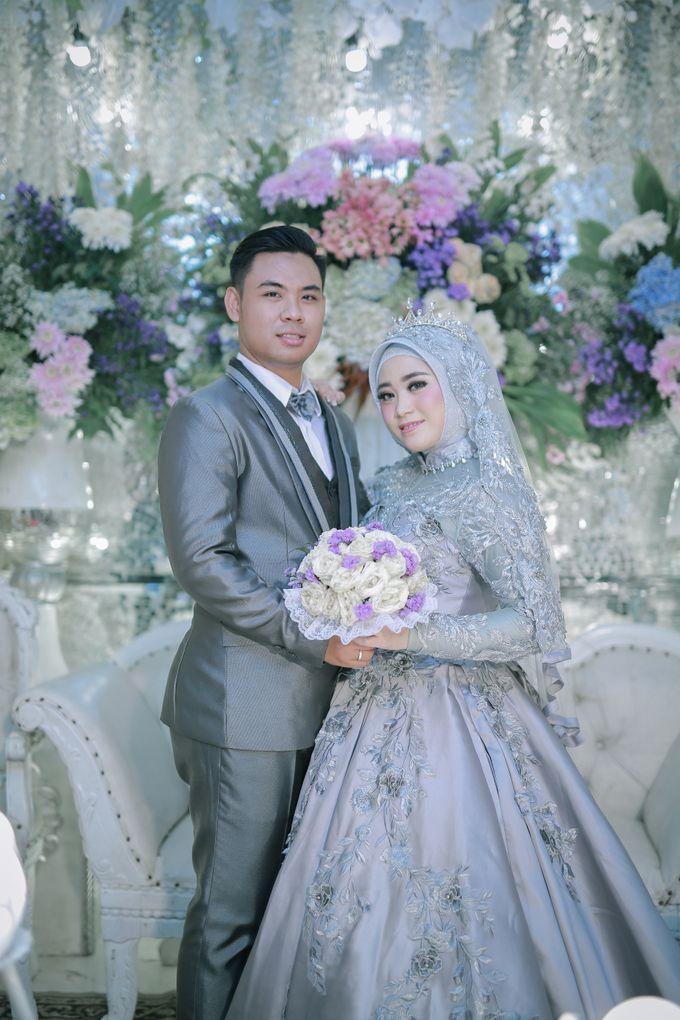 Wedding of Olivia & Bachtiar by Rashdan Planner - 014