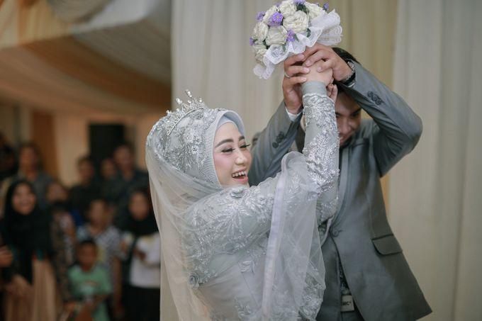 Wedding of Olivia & Bachtiar by Rashdan Planner - 019