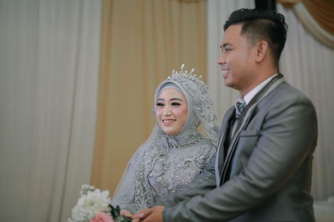 Wedding of Olivia & Bachtiar by Rashdan Planner - 018