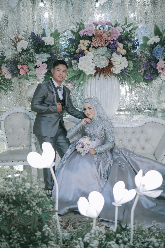 Wedding of Olivia & Bachtiar by Rashdan Planner - 017