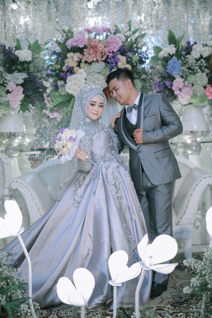 Wedding of Olivia & Bachtiar by Rashdan Planner - 015
