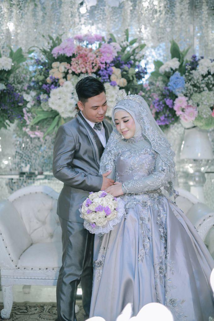 Wedding of Olivia & Bachtiar by Rashdan Planner - 016