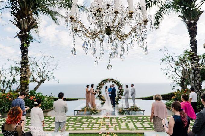 Whimsical Tropical Wedding at Stone House by Tirtha by Tirtha Bali - 025