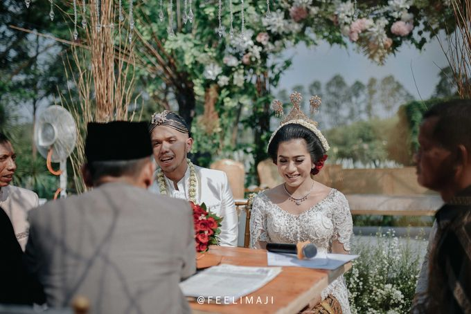 Wedding Celebration of Ratna + Ruslan by Feelimaji - 011