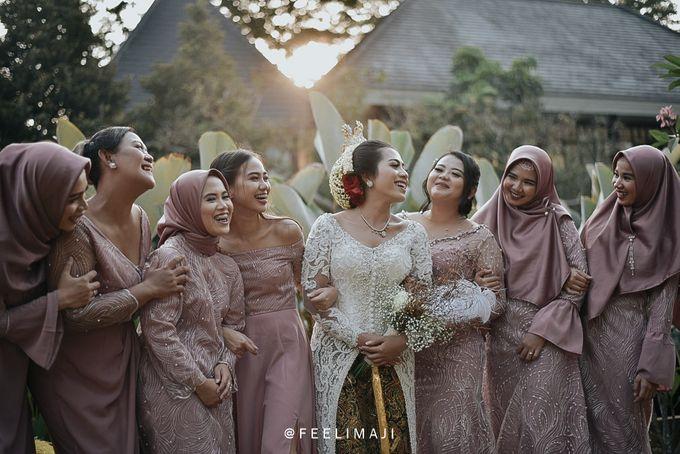 Wedding Celebration of Ratna + Ruslan by Feelimaji - 025