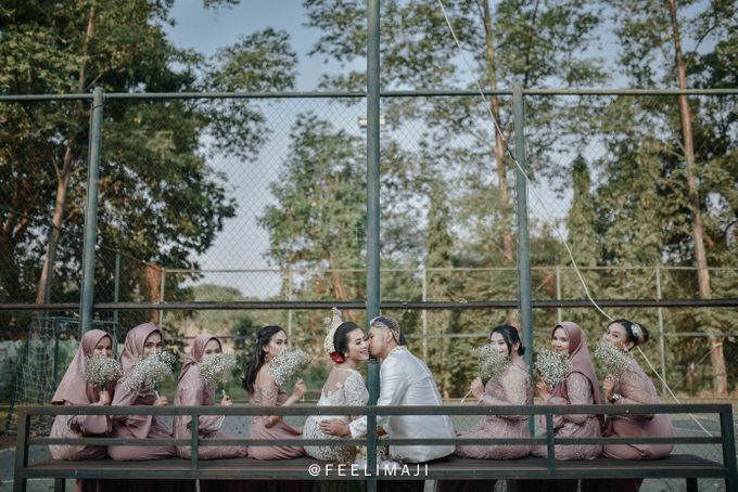 Wedding Celebration of Ratna + Ruslan by Feelimaji - 008