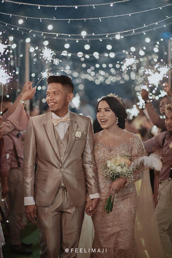 Wedding Celebration of Ratna + Ruslan by Feelimaji - 030