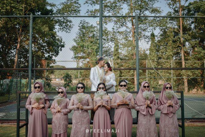 Wedding Celebration of Ratna + Ruslan by Feelimaji - 031