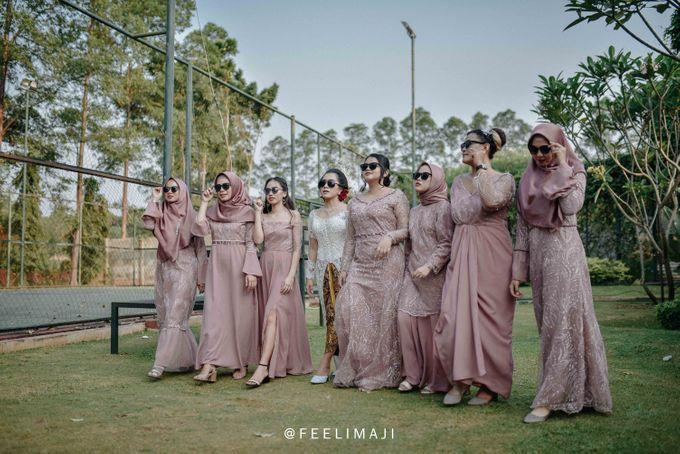 Wedding Celebration of Ratna + Ruslan by Feelimaji - 026