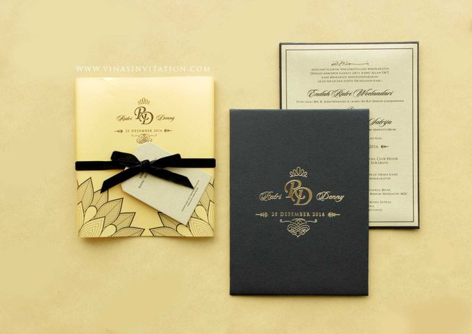 Ratri & Denny by Vinas Invitation - 001