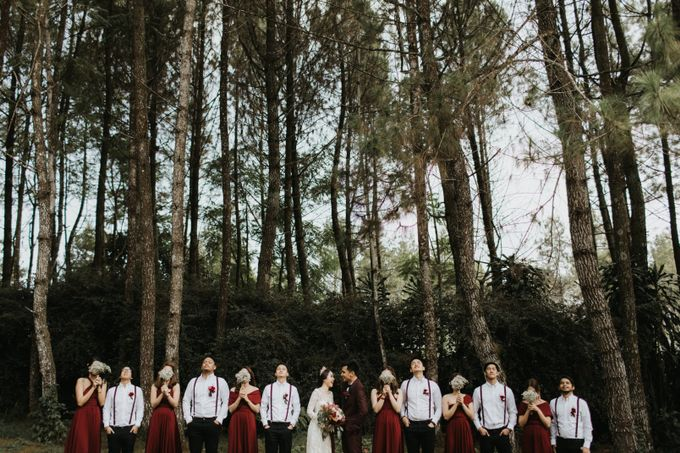 Anthoni & Rara The Wedding by PRIDE Organizer - 012