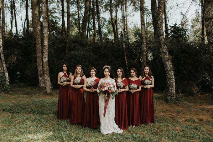 Rara & Anthoni Wedding At PineHill Cibodas by Pine Hill Cibodas - 008