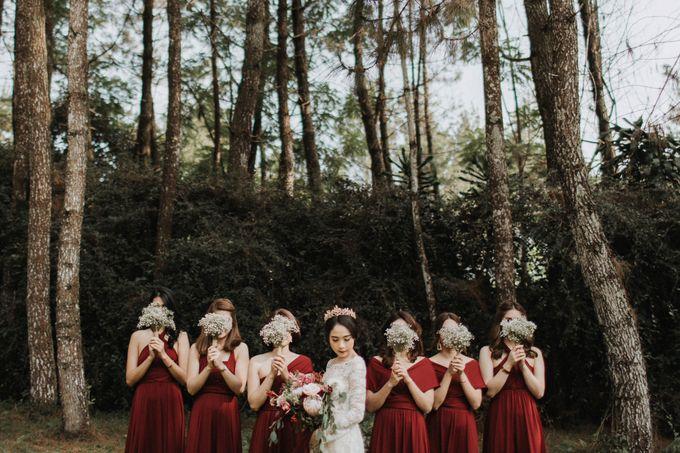 Rara & Anthoni Wedding At PineHill Cibodas by Pine Hill Cibodas - 006
