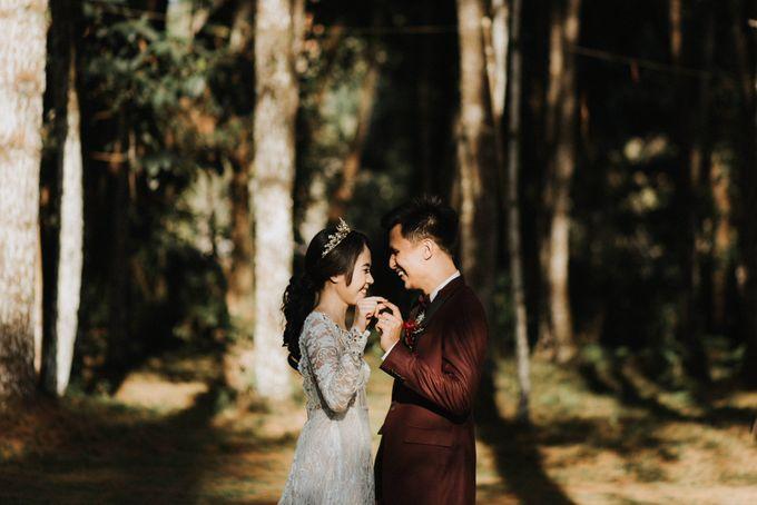 Rara & Anthoni Wedding At PineHill Cibodas by Pine Hill Cibodas - 002