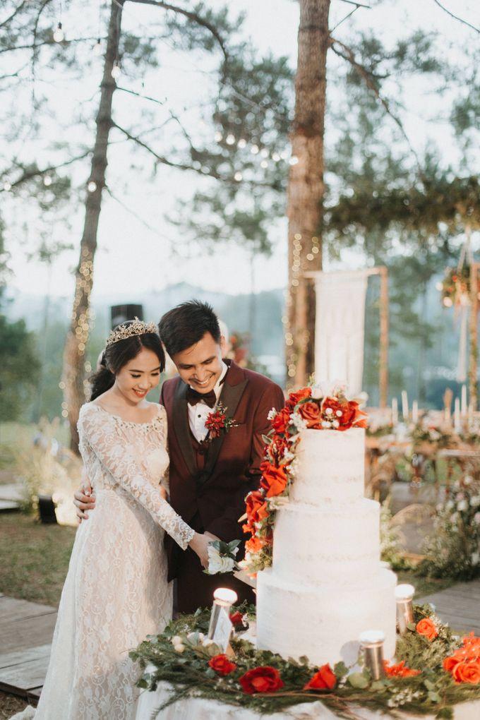 Rara & Anthoni Wedding At PineHill Cibodas by Pine Hill Cibodas - 005