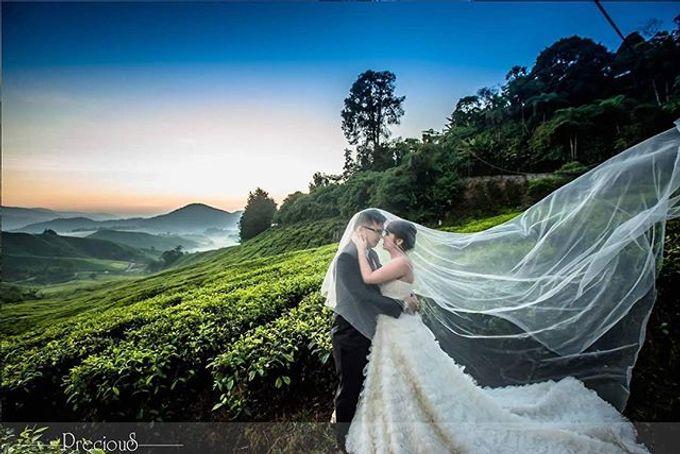 Lasting Elegance   Prewedding by precious wedding - 003