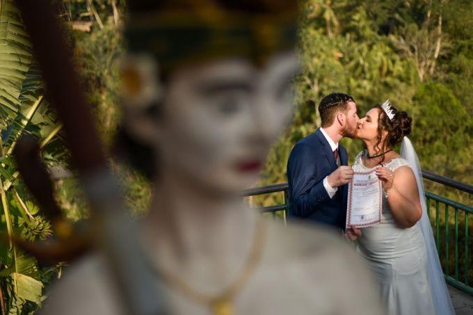 Alicia & Shannon Wedding by Bali Brides Wedding Planner - 012
