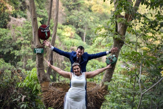 Alicia & Shannon Wedding by Bali Brides Wedding Planner - 014