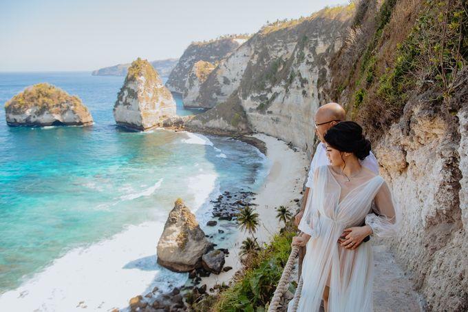 Nusa Penida Pre-Wedding Trip of Arya and Nadya by PadiPhotography - 004