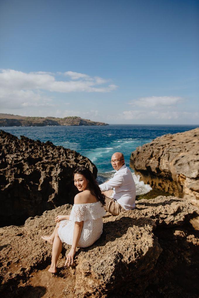Nusa Penida Pre-Wedding Trip of Arya and Nadya by PadiPhotography - 035