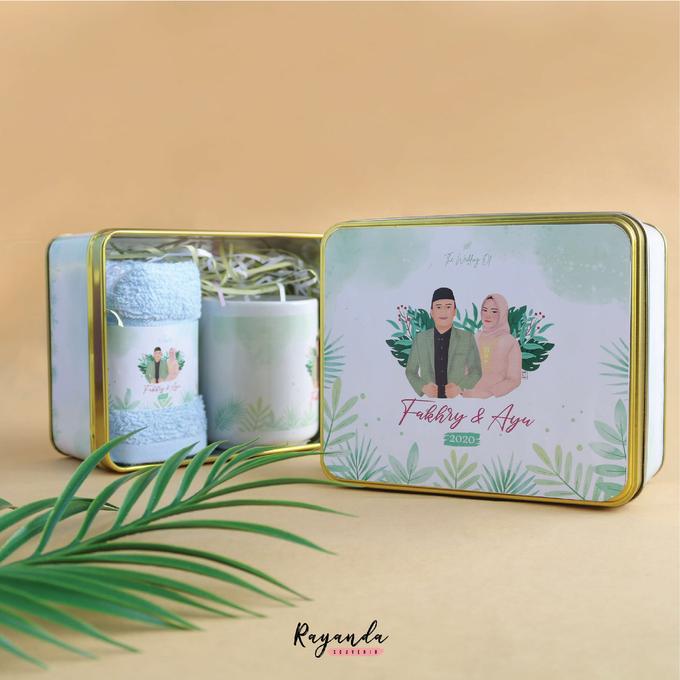 Wedding Souvenir by Rayanda souvenir - 026