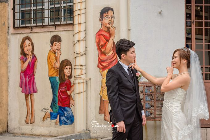 Pre Wedding & Couple Portraiture by Steven Yam Photography - 033