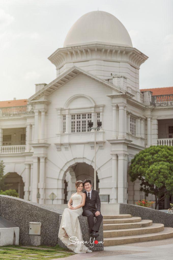 Pre Wedding & Couple Portraiture by Steven Yam Photography - 032