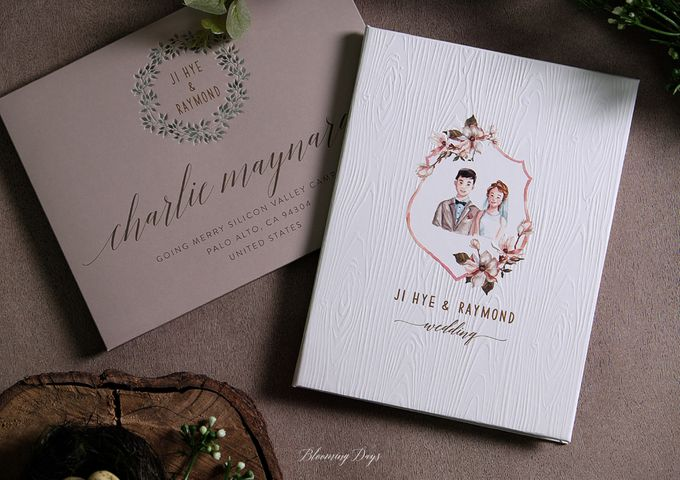 A LOVE STORY by BloomingDays Invitation Studio - 002