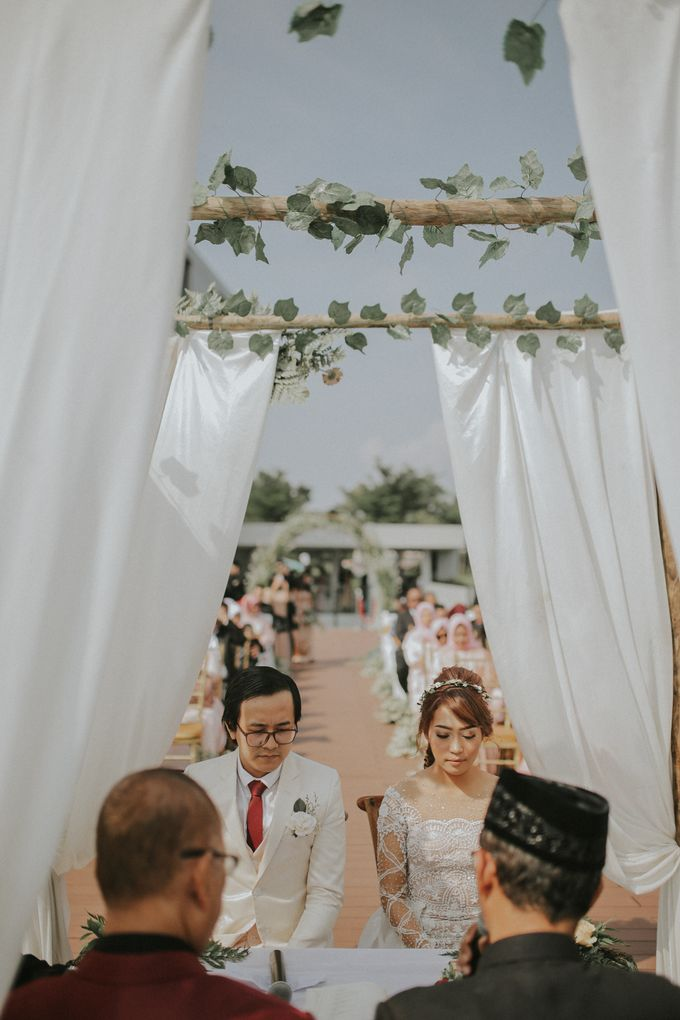 Rossy & Steven by Royal Tulip Gunung Geulis Resort & Golf - 014