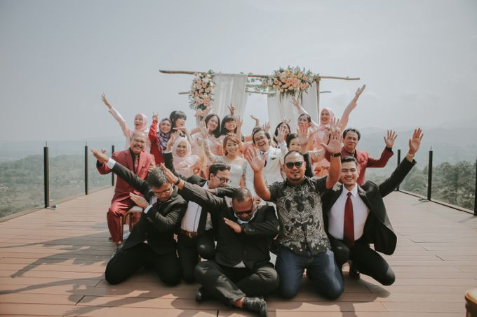 Rossy & Steven by Royal Tulip Gunung Geulis Resort & Golf - 023