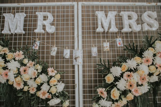 Rossy & Steven by Royal Tulip Gunung Geulis Resort & Golf - 026